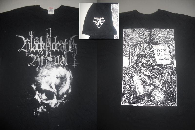 Blackdeath Ritual - Black Holocaust Awaits