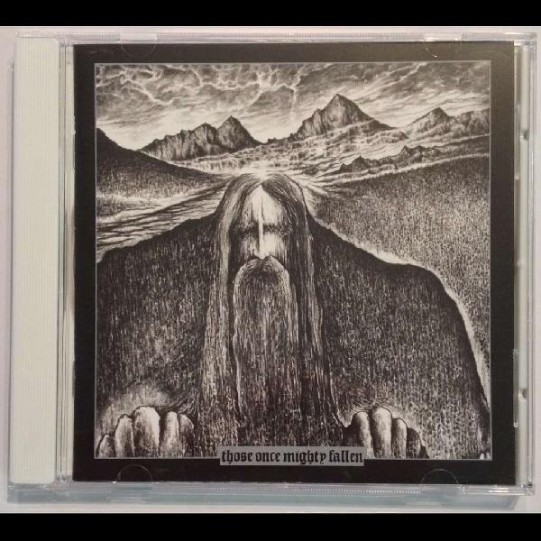 HATE FOREST / ILDJARN - Those Once Mighty Fallen