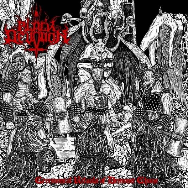 Black Devotion – Cermonial Rituals of Demonic Chaos