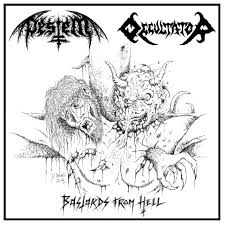 PESTEM / OCCULTATOR - Bastards From Hell
