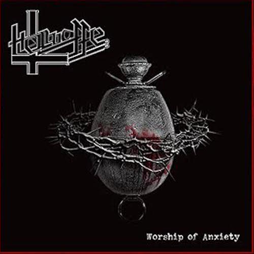 HELLWAFFE - worship of anxiety