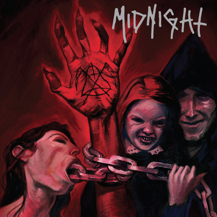 MIDNIGHT - No Mercy For Mayhem  (black LP+Poster)