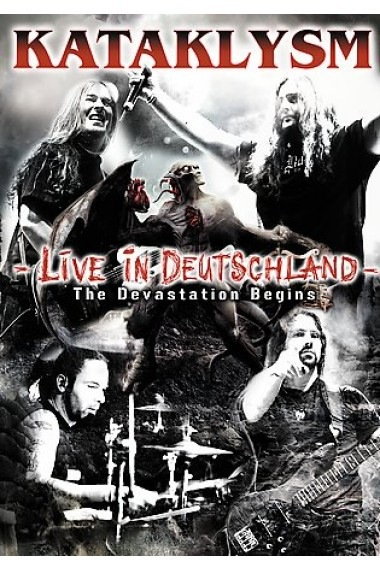 KATAKLYSM - Live in Deutschland  (DVD+CD)
