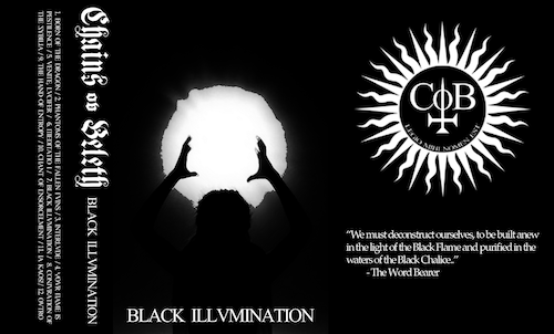 CHAINS OV BELETH (ESP) - Black Illumination