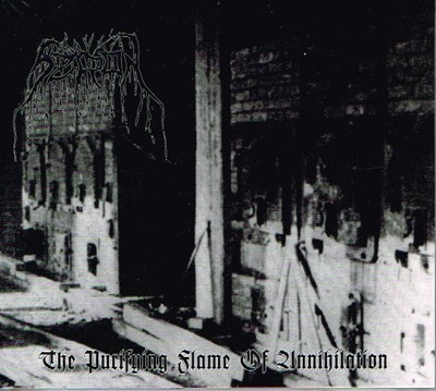 SZRON-THE PURIFYING FLAME OF ANNIHILATION  (Digipak)
