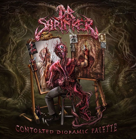 DR. SHRINKER - CONTORTED DIORAMIC PALETTE