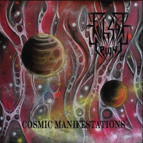 Pulsar Colony - Cosmic Manifestations