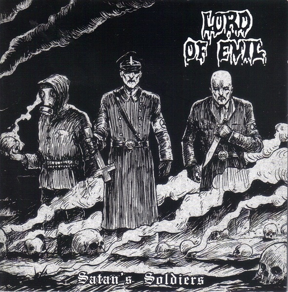 Lord Of Evil - Soldiers Of Satan    (Digipak)