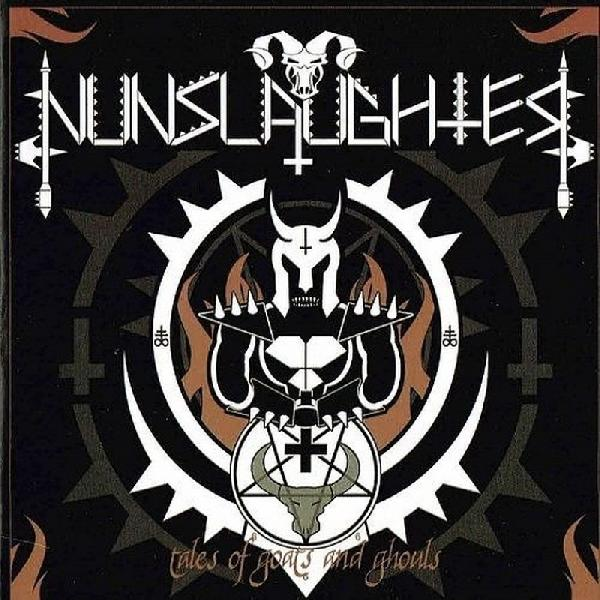 NUNSLAUGHTER - Tales of Goats & Ghouls  (CD+DVD)