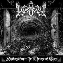IDOLATRY - Visions from the Throne of Eyes