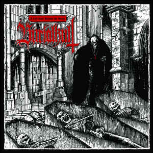 Burialkult – A Call From Beyond The Grave  (Red Vinyl,Lim.100)