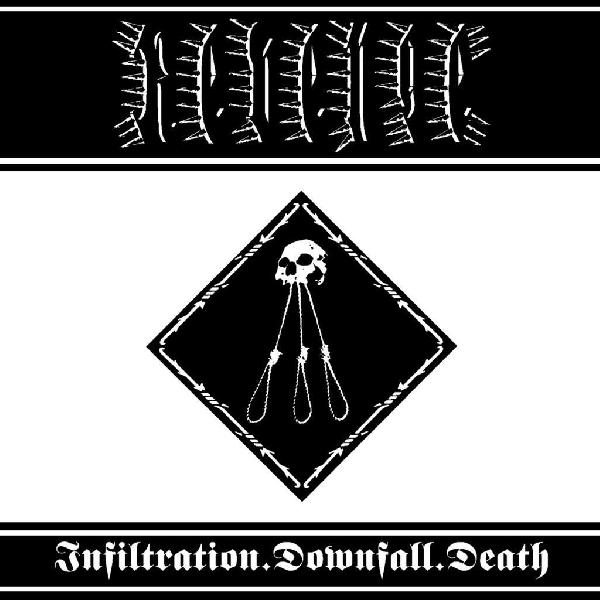 REVENGE - Infiltration Downfall Death  (Digipak)