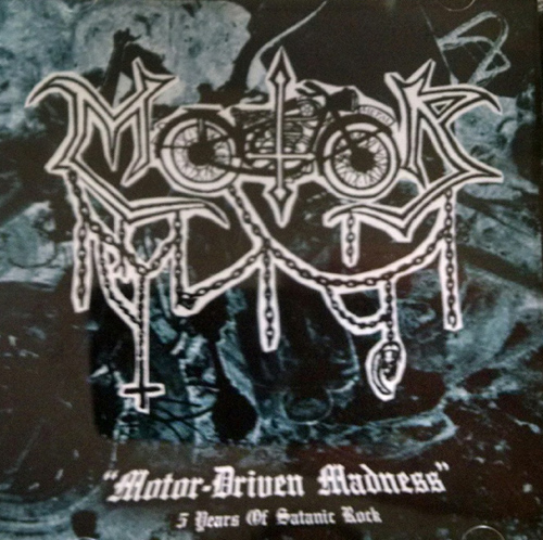 MOTOR - 5 Years of Satanic Rock