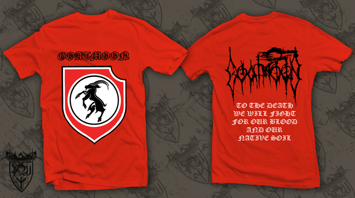 Goatmoon - Native Soil (Red shirt)