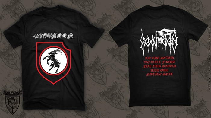 Goatmoon - Native Soil  (Black shirt)