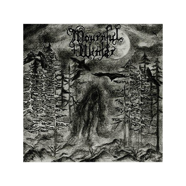 MOURNFUL WINTER - S/T    (Digipak)