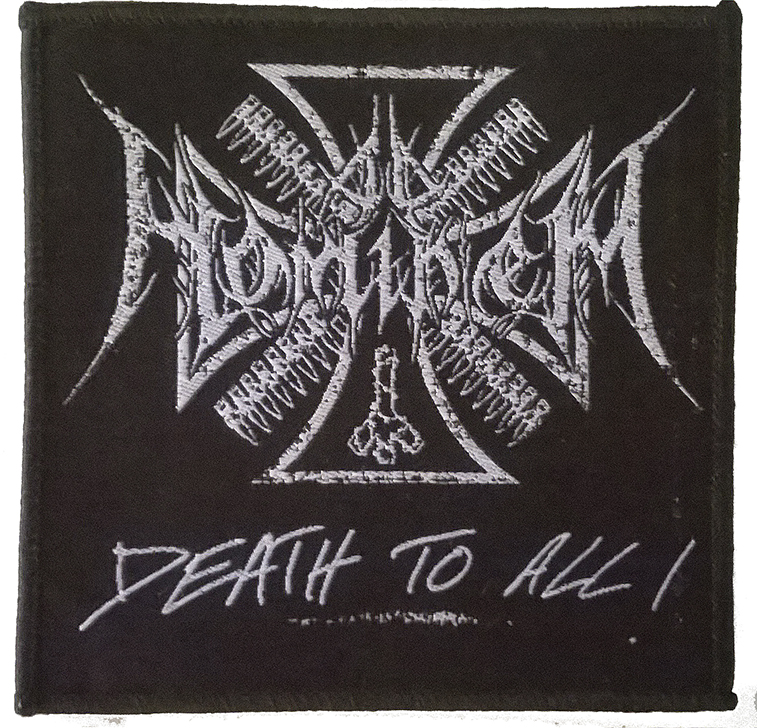 Ad Hominem - Logo+Death To All