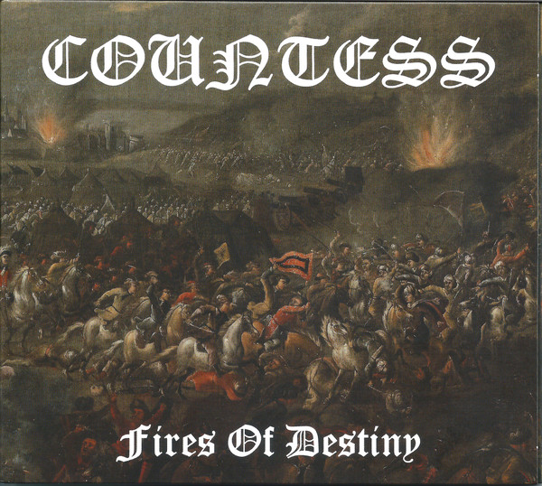 Countess - Fires Of Destiny  (Digipak)