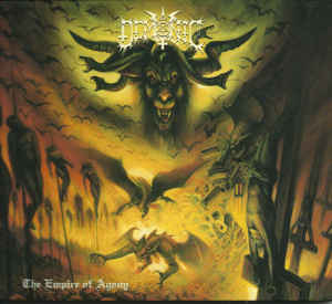 Demonic - The Empire Of Agony (Digipak)