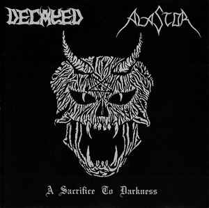 Decayed / Alastor – A Sacrifice To Darkness