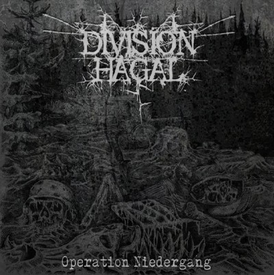 DIVISION HAGAL – Operation Niedergang  (Digipak)