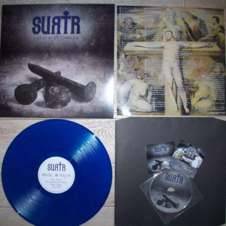 SURTR - Pulvis et Umbra  (Transparent blue vinyl+CD,Lim.100)
