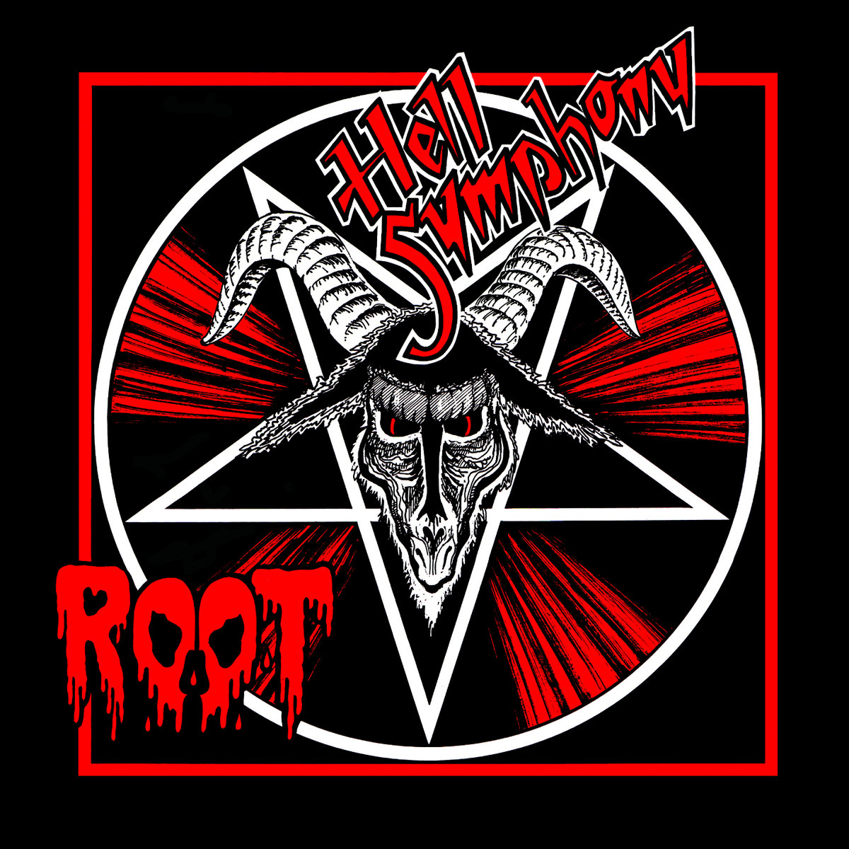 Root - Hell Symphony  (Digi-CD)