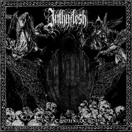 Inthyflesh - The Flaming Death   (Double CD)