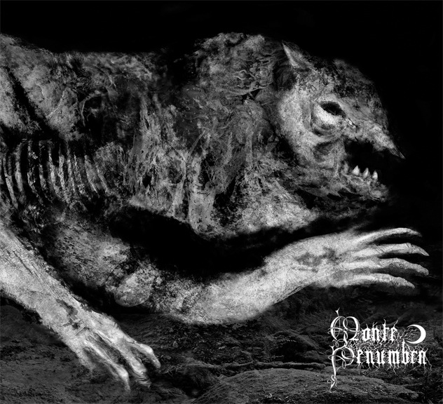 Monte Penumbra – The Black Realm Vigil  (Digifile)