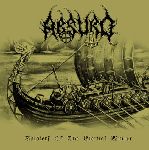 V/A - Soldiers Of The Eternal Winter – THE OFFICIAL TRIBUTE TO ABSURD