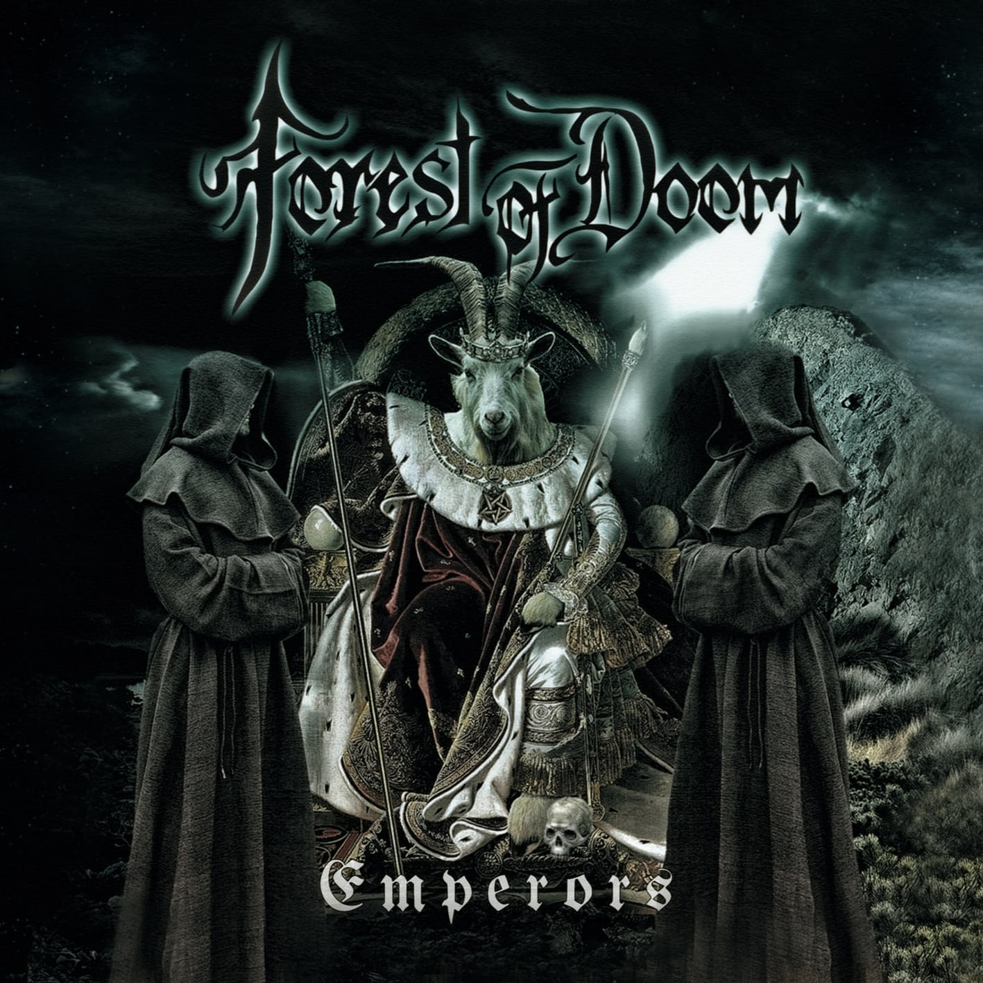 FOREST OF DOOM - Emperors