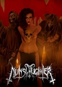 NUNSLAUGHTER � Upon the altar  (DVD Case)
