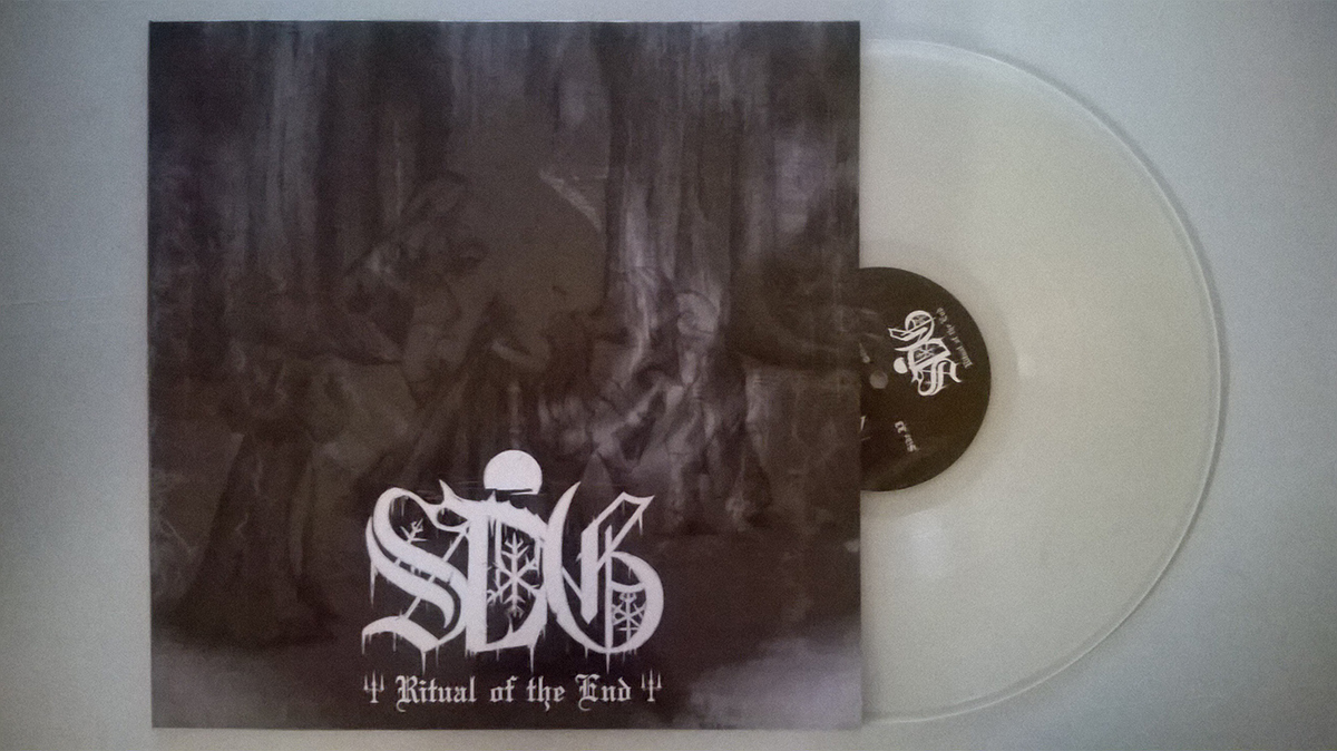 Sorcier Des Glaces - Ritual Of The End  (clear vinyl,Lim.100)