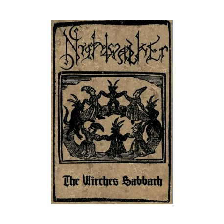 NIGHTWALKER  - The Witches Sabbath  (Lim.100)