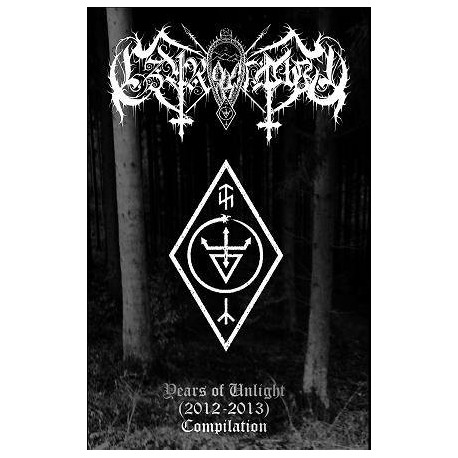 CZARNOBOG - Years of Unlight (2012-2013)  (Lim.100)