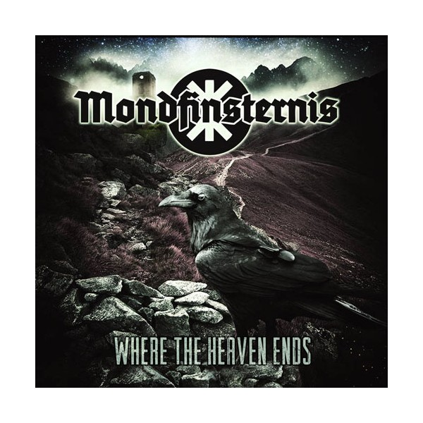Mondfinsternis - Where The Heavens Ends  (Digipak)