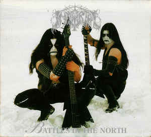 IMMORTAL - Battles in the North   (Digipak)