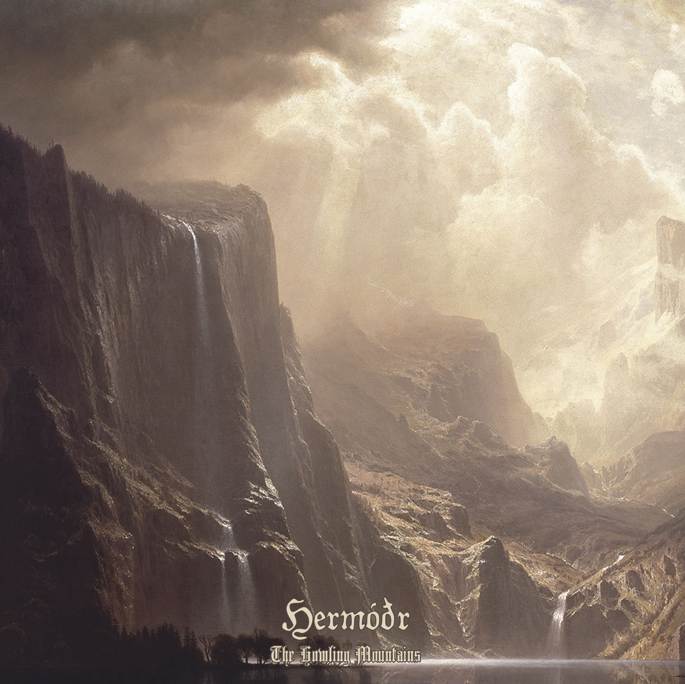 Hermodr - The Howling Mountains