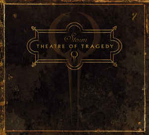 Theatre Of Tragedy - Storm  (Digipak in Hardcover)