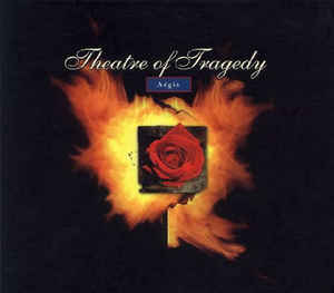 Theatre Of Tragedy - Aegis  (Digipak)