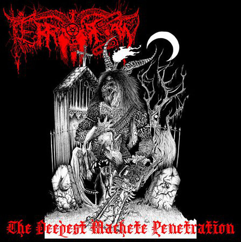 Terrorsaw - The Deepest Machete Penetration