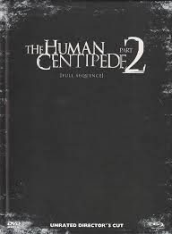 The Human Centipede 2 - Unrated Director's Cut Mediabook