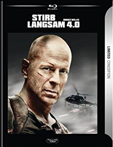 Stirb langsam 4.0 - Kinoversion + Recut - Limited Cinedition (+ DVD)