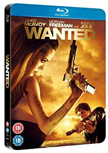 Wanted (Steelbook)