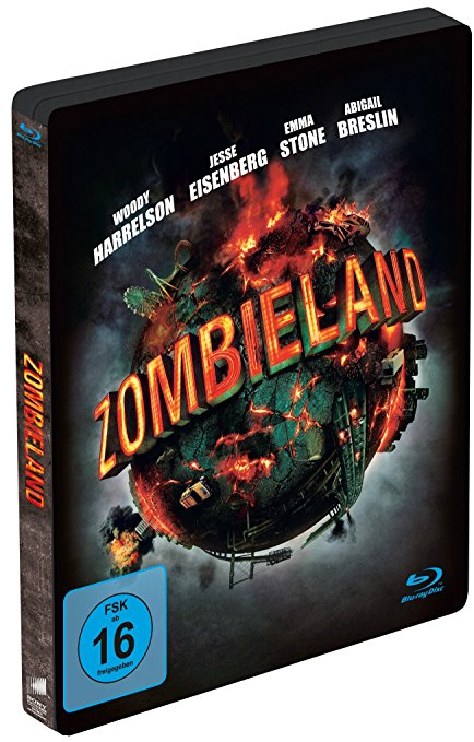 Zombieland (Limited Steelbook Edition)