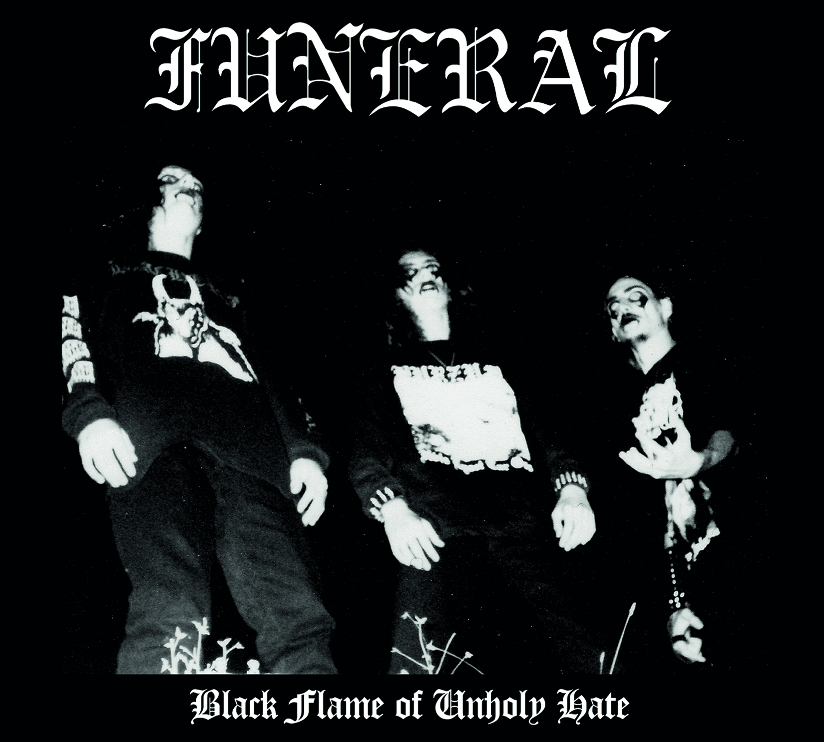 Funeral - Black Flame Of Unholy Hate (Digipak)