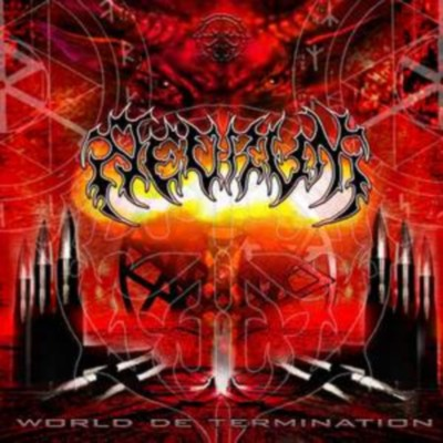 Redrum - World De Termination