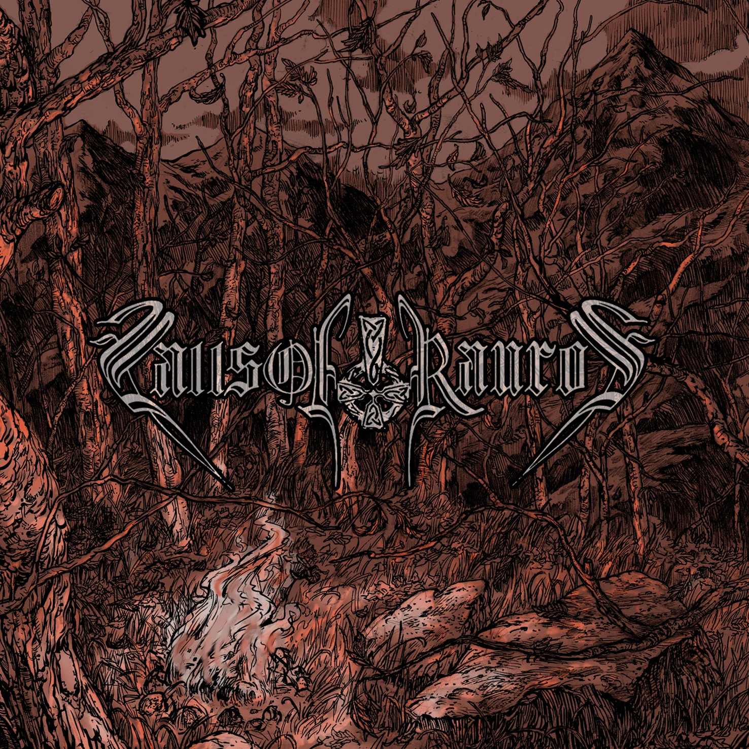 Falls Of Rauros - Hail Wind And Hewn Oak   (Digipak)