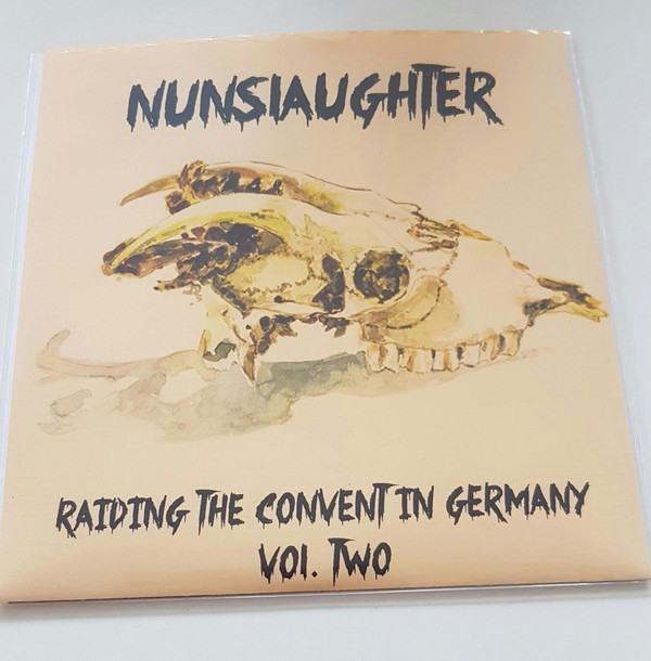 Nunslaughter - Raiding The Convent In Germany Vol. Two  (Lim. 75)