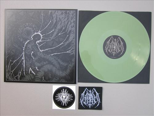 Ill Omen - Remnant Spheres of Spiritual Equilibrium (+patch+sticker,Lim.250)